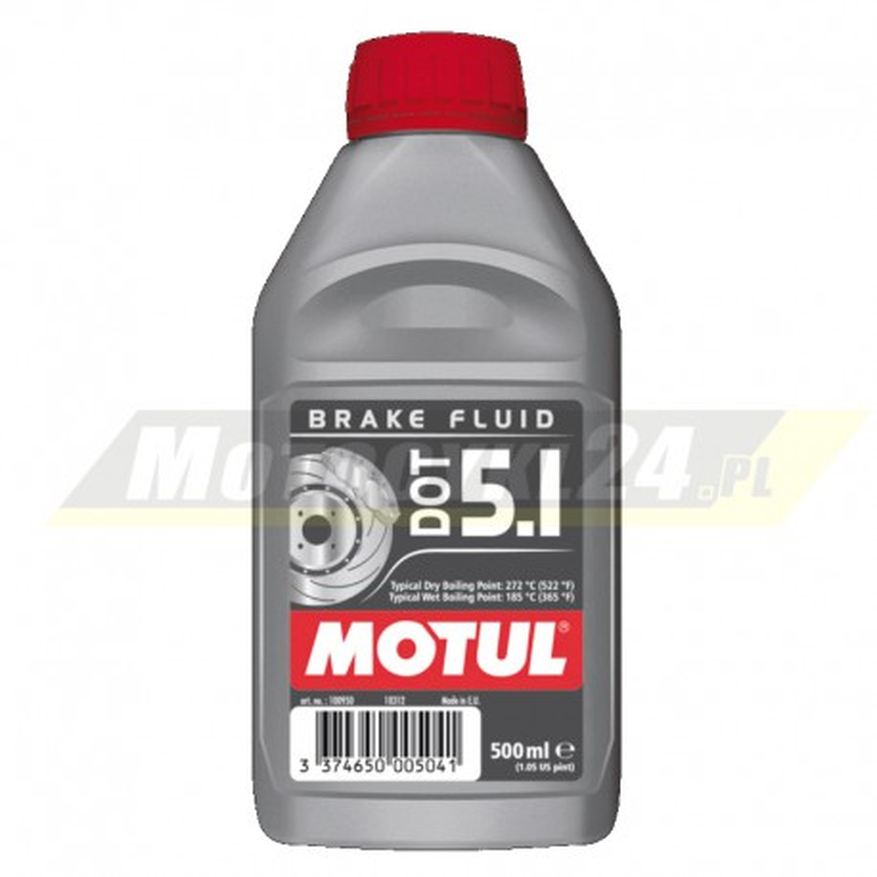 Płyn hamulcowy Motul DOT 5.1 0,5l