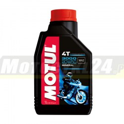 Olej Motul 3000 20W50 MA2 4L mineralny