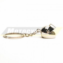 Brelok do kluczy w kształcie kasku motocyklowego