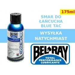 BEL-RAY smar do łańcucha BLUE TAC spray 175ml