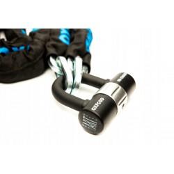 Kask BILTWELL BONANZA Harley Davidson ostry pomarańczowy