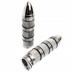 Naszywka SHIELD motocyklowa Custom Biltwell 2'
