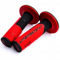 Gogle, okulary motocyklowe BANDITO podobne do HELD przeźroczyste