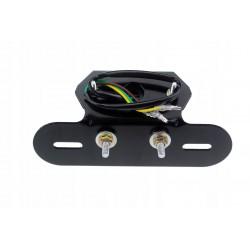 Przewód zapłonowy WN silikonowy czerwony BERU 1mb