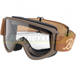 Gogle okulary Biltwell 2 Chocolate Bonanza Gringo