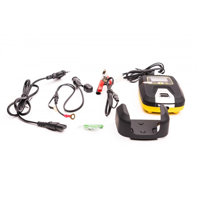 Lampa przód reflektor przedni Harley CUSTOM BOBBER trójkątna jasna