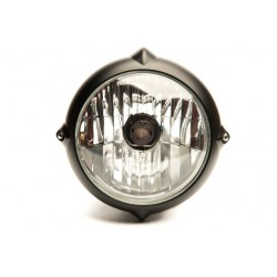 Lampa przód reflektor przedni Harley CUSTOM BOBBER z rogami