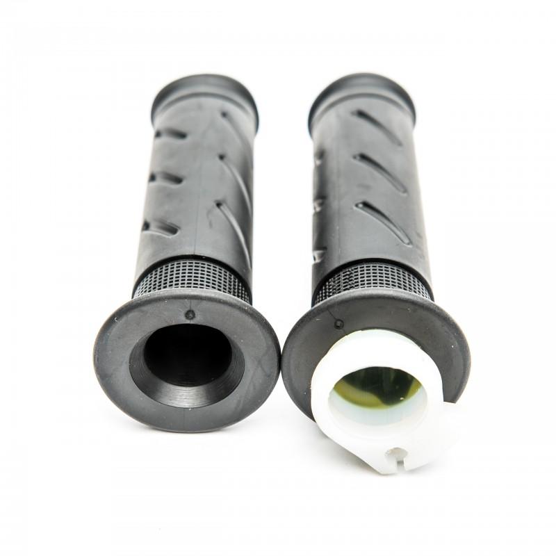 Warkocz sztuczne włosy na kask dla kobiet motocykl