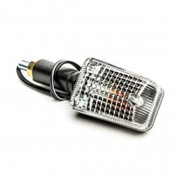 Lusterka motocyklowe w lub na kierownicę złote custom