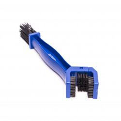 Maska na twarz neoprenowa Czaszka niebieska