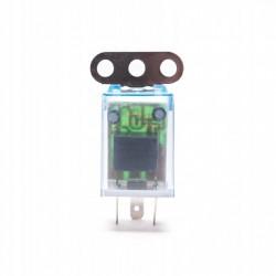Lampa tylna tył owalna custom uniwersalna chopper