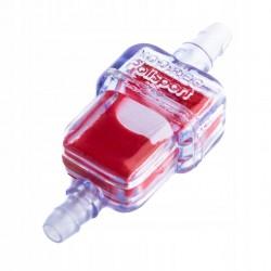Kominiarka motocyklowa czarna - dwa otwory na oczy