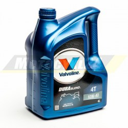 VALVOLINE 10W40 półsyntetyk motocyklowy olej 4L