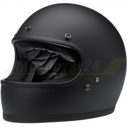 Kask BILTWELL GRINGO czarny mat Harley Davidson