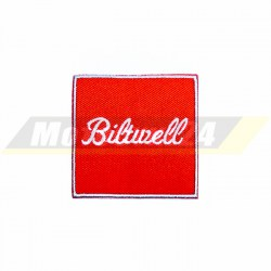 Naszywka SIMPLE motocyklowa Custom Biltwell 2'