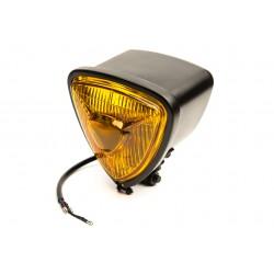 Kierunkowskazy czarne walec migacz 2szt LED CUSTOM