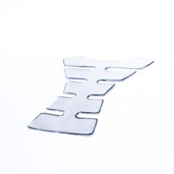 Tankpad żelowy kręgosłup srebrny